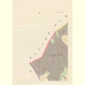 Lomigsdorf (Dlomilow) - m0455-1-001 - Kaiserpflichtexemplar der Landkarten des stabilen Katasters