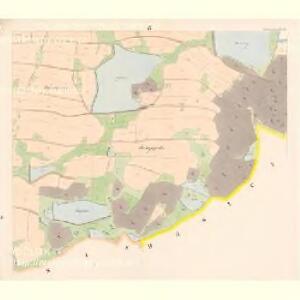 Wtschelnitz - c5204-2-004 - Kaiserpflichtexemplar der Landkarten des stabilen Katasters