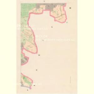 Nebahau (Nebahow) - c4971-1-004 - Kaiserpflichtexemplar der Landkarten des stabilen Katasters