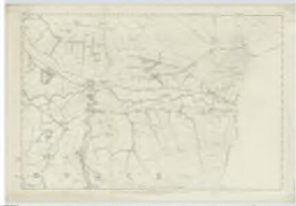 Ayrshire, Sheet XLII - OS 6 Inch map
