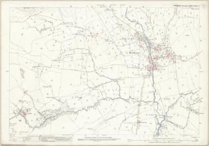 Yorkshire CXXXIII.9 (includes: Hanlith; Kirkby Malham; Malham) - 25 Inch Map