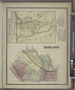 Wellsburgh. [Village]; Ashland Subscriber's Business Directory.; Ashland [Township]