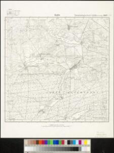 Meßtischblatt 2947 : Gollin, 1934