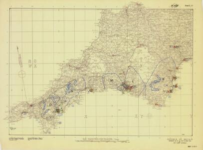 Britain, defences South of England and Wales
