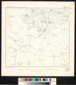 Meßtischblatt 453 : Rossach, 1873