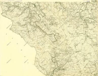 III. vojenské mapování 4350/2
