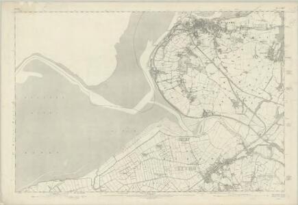 Cheshire XXII - OS Six-Inch Map