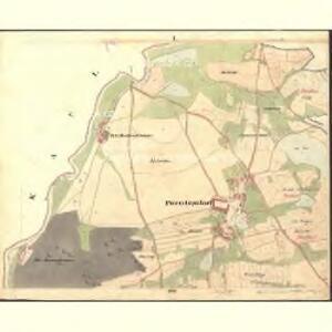 Pernlesdorf - c4854-1-001 - Kaiserpflichtexemplar der Landkarten des stabilen Katasters