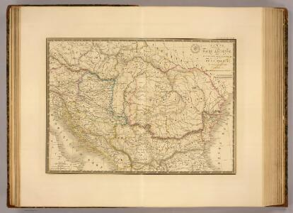 Dacie ancienne, Pannonie, Illyrie, Moesie.
