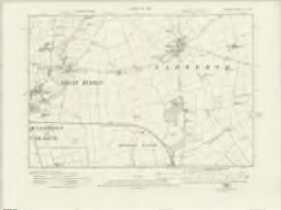 Durham LV.NE - OS Six-Inch Map
