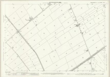 Lincolnshire LVII.12 (includes: Mablethorpe; Maltby Le Marsh; Strubby with Woodthorpe; Trusthorpe) - 25 Inch Map