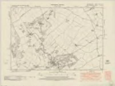 Bedfordshire XXX.NE - OS Six-Inch Map