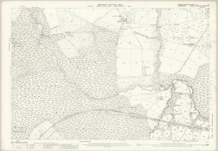 Worcestershire VII.14 (includes: Cleobury Mortimer; Kinlet; Neen Savage; Rock) - 25 Inch Map