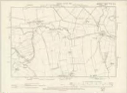 Oxfordshire XXXVIII.SW - OS Six-Inch Map