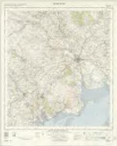 Dumfries - OS One-Inch Map