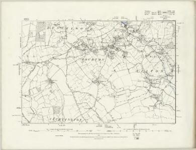 Wiltshire LVI.NE - OS Six-Inch Map