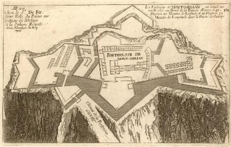 Forteresse de Mont-Melian