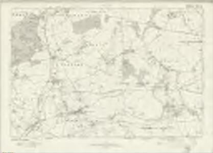Gloucestershire I - OS Six-Inch Map