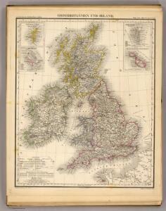 Grossbritannien u. Irland.