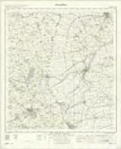 Spalding - OS One-Inch Map