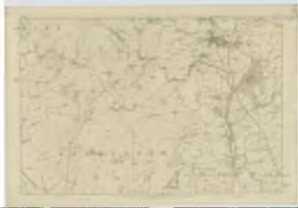 Ayrshire, Sheet XI - OS 6 Inch map