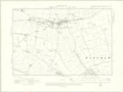 Yorkshire CXLV.SW - OS Six-Inch Map