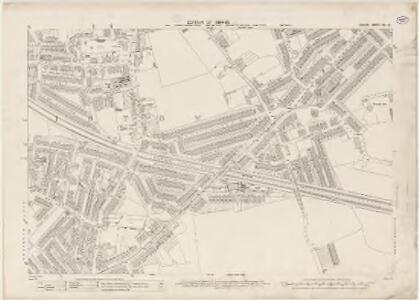 London VIII.44 - OS London Town Plan