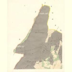 Pohorz - m2339-1-001 - Kaiserpflichtexemplar der Landkarten des stabilen Katasters