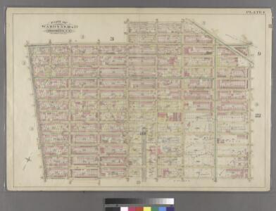 Plate 4: Bounded by Atlantic Avenue, Bond Street, Schermerhorn Street, Flatbush Avenue, Fifth Avenue, President Street and Court Street.
