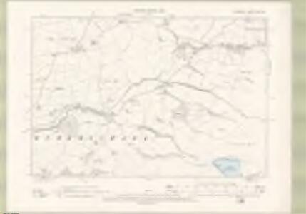 Ayrshire Sheet XLV.NE - OS 6 Inch map