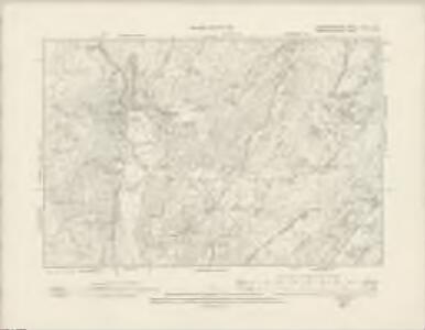Caernarvonshire XXVIII.SW - OS Six-Inch Map