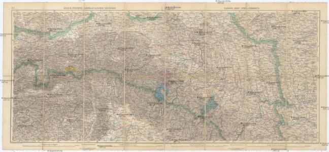 Galizien 1:750 000