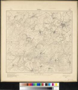 Meßtischblatt 3184 : Schleiz, 1905