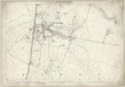Staffordshire L.3 (includes: Penkridge) - 25 Inch Map