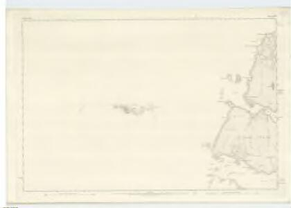Inverness-shire (Mainland), Sheet CXLVII (Inset CLVI) - OS 6 Inch map