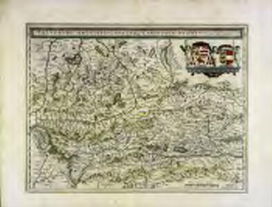 Saltzbvrg archiepiscopatvs, et Carinthia dvcatvs