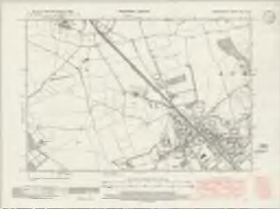 Bedfordshire XXIX.SE - OS Six-Inch Map