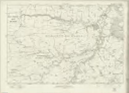 Northumberland nC - OS Six-Inch Map