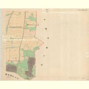 Linden - c4095-1-006 - Kaiserpflichtexemplar der Landkarten des stabilen Katasters