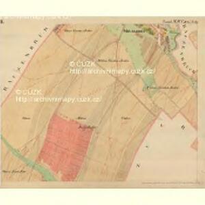 Mitzmanns - m1778-1-002 - Kaiserpflichtexemplar der Landkarten des stabilen Katasters