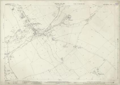 Hertfordshire XL.1 (includes: London Colney; Ridge; Shenley) - 25 Inch Map