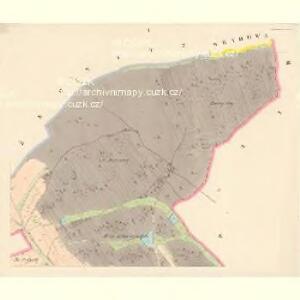 Krastowitz (Krastowice) - c2636-1-001 - Kaiserpflichtexemplar der Landkarten des stabilen Katasters