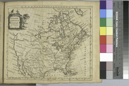 North America / drawn from the best authorities by T. Kitchin.
