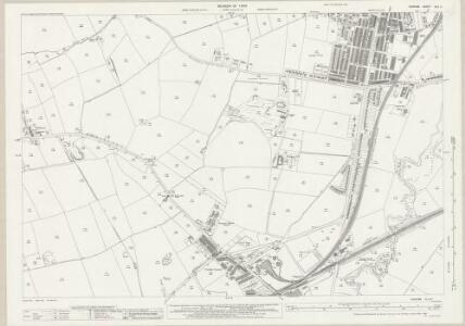 Durham XLII.6 (includes: Bishop Auckland; Shildon) - 25 Inch Map