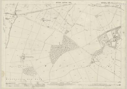 Shropshire LIIA.1 (includes: Boningale; Codsall; Wrottesley) - 25 Inch Map