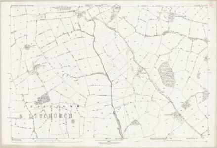 Derbyshire XLIV.11 (includes: Weston Underwood; Windley) - 25 Inch Map