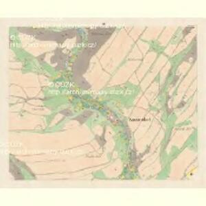 Kunzendorf (Kuncice) - m0475-2-003 - Kaiserpflichtexemplar der Landkarten des stabilen Katasters