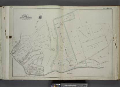 Part of Ward 2. [Map bound by Moravian Cemetery, Todt Hill Road, Flagg (Prospect Ave) PL, Richmond Road, Rockland Ave (Egbert)]