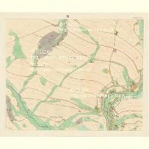 Kunwald - c3723-1-010 - Kaiserpflichtexemplar der Landkarten des stabilen Katasters
