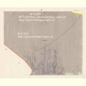 Stary Ehrenberg - c7264-2-003 - Kaiserpflichtexemplar der Landkarten des stabilen Katasters